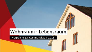 Wohnraum Kommunalwahl 2016